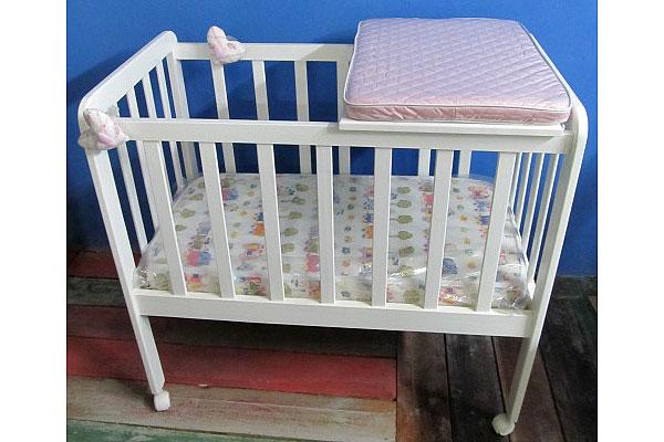 Fabrica de muebles infantiles en zona oeste norte capital federal envios al interior cunas para - Colchon cambiador bebe medidas ...