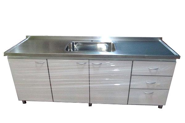 Muebles De Cocina A Medida Bajo Mesada Y Alacena Fabrica En Ramos