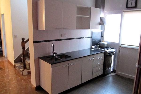 Fabrica de muebles de cocina en zona oeste norte capital for Severino muebles cocina alacena melamina blanca