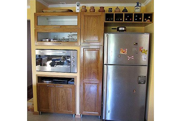 Fabrica de muebles de cocina en zona oeste norte capital for Muebles de cocina para microondas