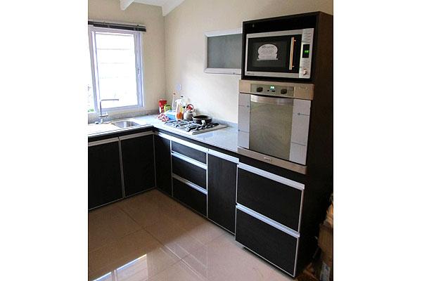 Fabrica de muebles de cocina en zona oeste norte capital Mueble para horno