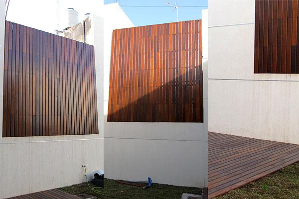 Decks de madera para exteriores piletas piscinas zona for Piletas para jardin