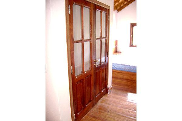 Puertas Corredizas Para Baño Zona Oeste:Fabrica de Puertas de Madera en algarrobo vidriada Zona Oeste