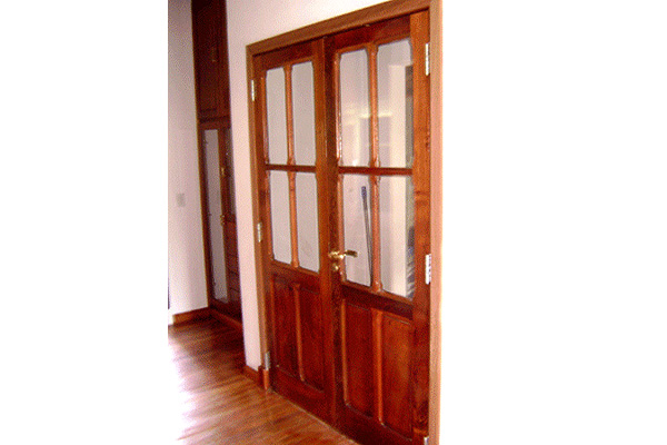 Mamparas Para Baño Rampur:Puerta De Madera